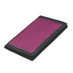 Maroon Squares Trifold Wallet..... http://www.zazzle.com/maroon_squares_trifold_wallet-256021420917616702?rf=238631258595245556