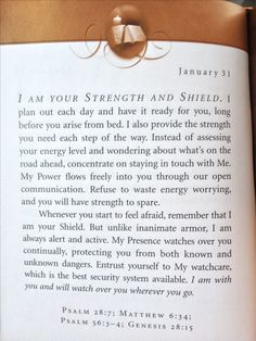 Devotional, Jesus Calling