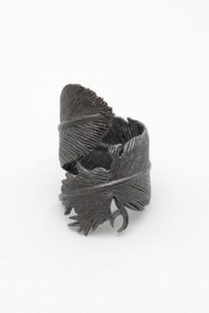 feather ring.