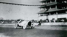 75 Indianapolis Motor Speedway constructs four tier pagoda in 1913