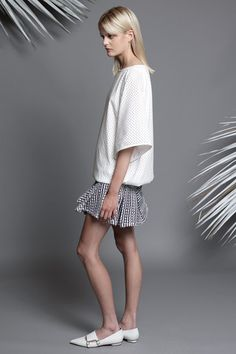 Jay Ahr Resort 2015 Collection Slideshow on Style.com
