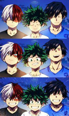 Mach das Tenya-Lächeln Mach das Deku-Lächeln - Boku No Hero Academia - Anime Boku No Hero Academia, My Hero Academia Memes, Hero Academia Characters, My Hero Academia Manga, Fictional Characters, Anime Meme, Anime Guys, Mega Anime, Hero Wallpaper