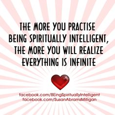 """Volume I of the series, """"BEing Spiritually Intelligent"""" is available in Paperback & Kindle: http://www.susanabramsmilligan.com/book/"""