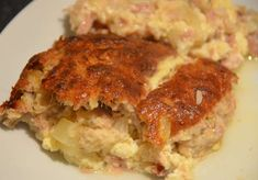 Heather's Tuna Impossible Pie - Easy, low cost midweek supper recipe for the family
