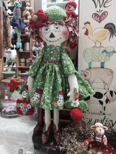 My favorite doll from Kasorn Country-Doll ♥♥  https://www.facebook.com/permalink.php?story_fbid=1453055661656330&id=100008557298541