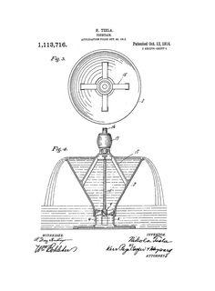 Fontana di Nikola Tesla