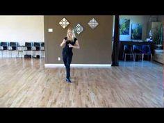 Hip action - basic step of Cha-Cha - Ottawa Dance Sport