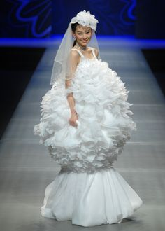 Ugly Wedding Dresses // http://www.bloody-fabulous.com/blog