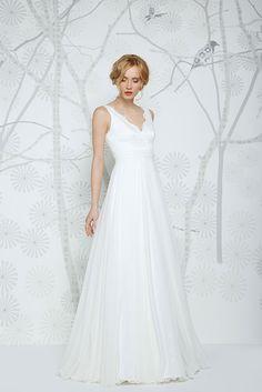 Robe de mariée Sadoni - A découvrir dans notre boutique Les Mariées de NR