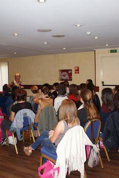 Escoltant les explicacions tallers formatius #vjornadesaificc