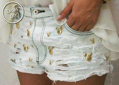 Dicas-customização-Jeans-tachas-DIY-2013-Mickey-Truque-Feminino
