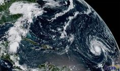 Irma intensifies into a Category 4