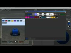 This is a tutorial where I demo a simple setup for getting paint color selection and decal selection working in your vehicle select menus. This is geared towards a racing game setup, but the same techniques will work in any game where you want to swap textures on a character or model or add decals to that model. This tutorial is in Unity 3.56 an...