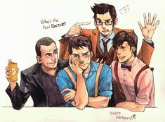 Who is the real doctor by ~metope87 on deviantART