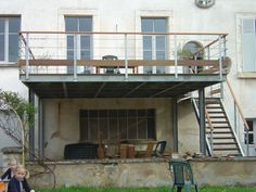 Rénovation d'une maison d'habitation à Châteauroux (36)   Ludovic BIAUNIER - ARCHITECTE DPLG