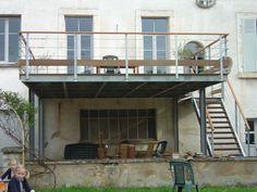 Rénovation d'une maison d'habitation à Châteauroux (36) | Ludovic BIAUNIER - ARCHITECTE DPLG