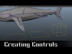 How to rig in Maya - Shark Part 5