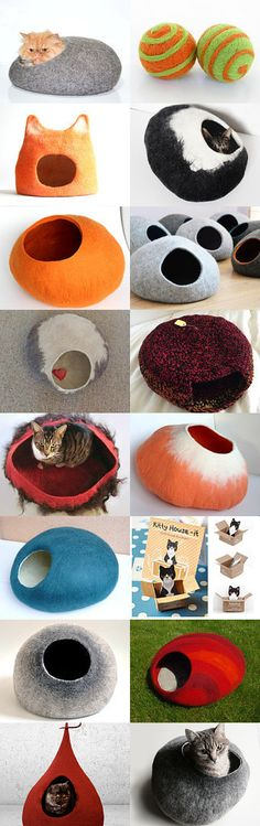 Cat Caves                                                                                                                                                                                 More