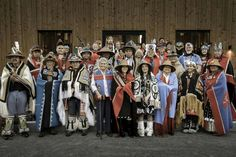 Pacific Northwest coast native people