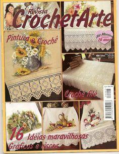 CROCHET ARTE BIA MOREIRA Nº 2 - Rosana Carvalho - Picasa Web Albums...