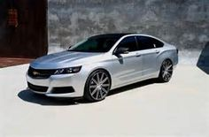 2017 Chevy Impala Redesign and Price