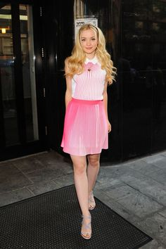 Dove Cameron - her skin care secrets at http://skincaretips.pro