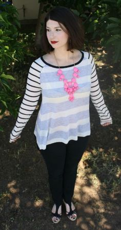 May 2014 Stitch Fix Review - The Darling Bakers
