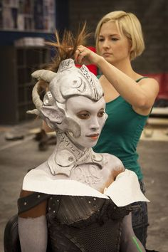 Laura,  #FaceOff Season 5 – Dark Magic