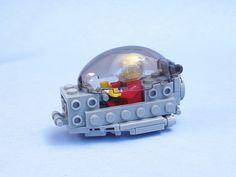 Cockpit Box 'n' Bubble #flickr #LEGO #idea