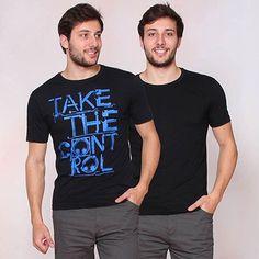2 Camisetas Masculinas Uniko - Preto - Moda masc. - Moda - Ofertas - Compartilhamos cupons de desconto, ofertas relâmpago...