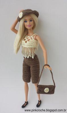 Olá Pessoal,  Mais uma novidade! A boneca Lullie chegou no blog, e veio para mostrar o seu look do dia.
