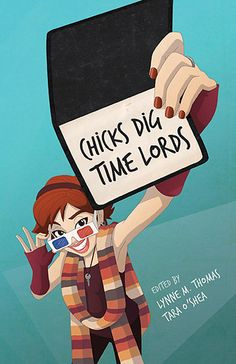 Chicks Dig Time Lords Book! Buy! Want!