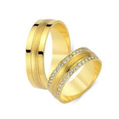Βέρες γάμου 15 | tsaldaris.gr Bangles, Bracelets, Wedding Rings, Engagement Rings, Jewelry, Enagement Rings, Jewlery, Jewerly, Schmuck