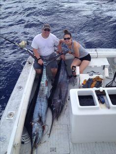 Fishing girls deep sea fishing and deep sea on pinterest for Deep sea fishing hawaii