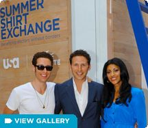 ROYAL PAINS - USA NETWORK - Concierge doctor in the Hamptons - CPA/social climber brother - attractive/efficient physician's assistant = HankMed - let the high jinx begin....
