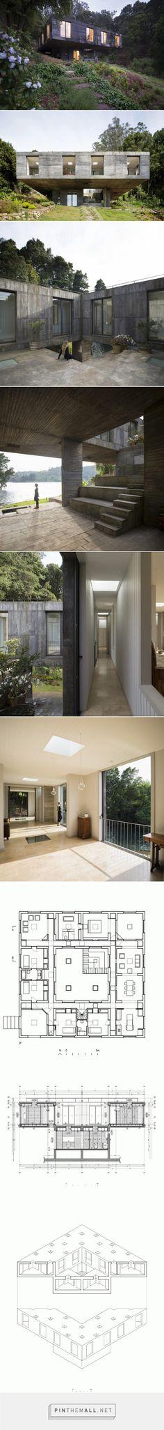 Guna House / Pezo von Ellrichshausen | ArchDaily. Concrete.