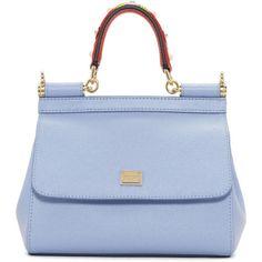 Dolce and Gabbana Blue Mini Miss Sicily Bag ( 1 b41017beeea58