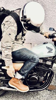 Cafe Bike, Moto Style, Dirtbikes, Motorcycle Bike, Biker Girl, Scrambler, Bikers, Helmets, Cars And Motorcycles