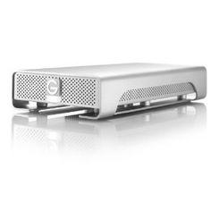 G-Technology G-DRIVE Q 2TB External Hard Drive w/ eSATA, USB 2.0, Firewire 400, Firewire 800 Interfaces 0G00203
