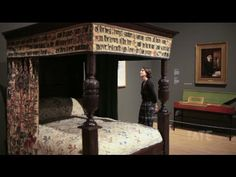 Pre-Raphaelites: Curators choice - William Morris' Bed