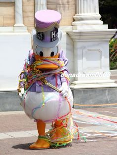 Donald Duck ~ All wrapped up in Disney fun!