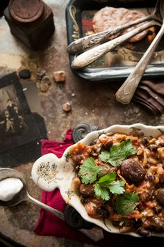 Spicy Indian Chili