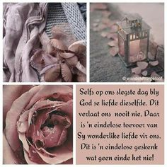 God se liefde vir ons is 'n eindelose geskenk wat geen einde het nie. I Love You God, Evening Greetings, Inspirational Qoutes, Motivational, Afrikaanse Quotes, Goeie More, Beautiful Collage, Bible Prayers, Canvas Quotes