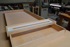 Picture of Plane Your Wood Slabs With a Planing Sled That You Build