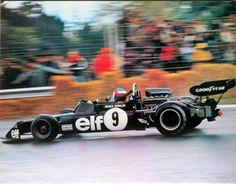 Patrick Depailler - March 742 BMW - March Racing Team - XXXIV Grand Prix Automobile de Pau 1974