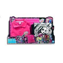 Monster High  - Color Me Mine - Bandolera Monster High   Polo - YoElijoElPrecio.com