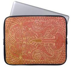 Custom abstract Dragon Laptop Case yellow/magenta Neoprene Laptop Sleeve, Pink Dragon, Custom Laptop, Norse Mythology, Celtic Designs, Day Up, Laptop Case, Custom Clothes, Magenta
