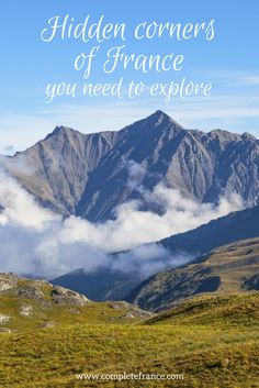 Need some off-the-beaten-track travel inspiration for France? Take a look at these hidden corners of France you might not know about Visit France, South Of France, Historical Monuments, Water Activities, Pilgrimage, Where To Go, The Great Outdoors, Travel Inspiration, Places To Go