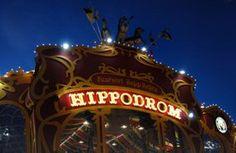 Oktoberfest: Bierzelte - Die großen Wiesnzelte - Hippodrom. Oktoberfest.info: alle News zur Wiesn