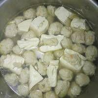 Bakso Sapi Udang Tofu Batita'ku ^^
